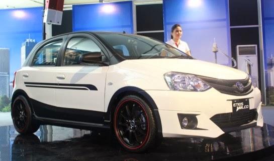 Harga Toyota Etios Valco Baru Tahun 2015 di Semarang