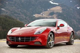 Ferrari-FF-On-Street-Car-HD-Wallpaper