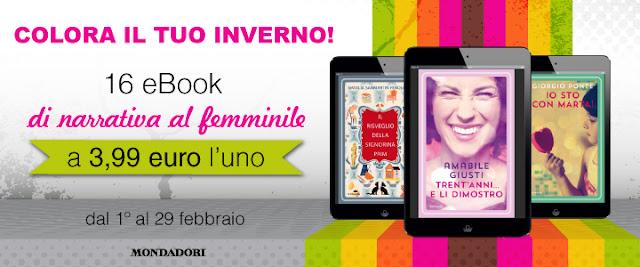 http://www.librimondadori.it/news/16-romanzi-rosa-in-ebook-a-3-99-per-tutto-il-mese-di-febbraio
