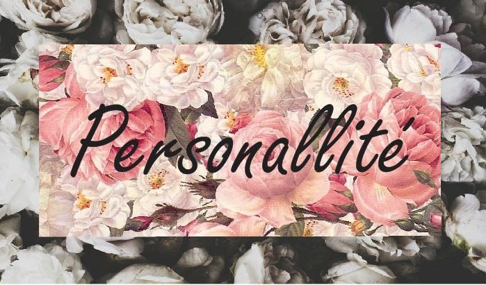 Personnalité