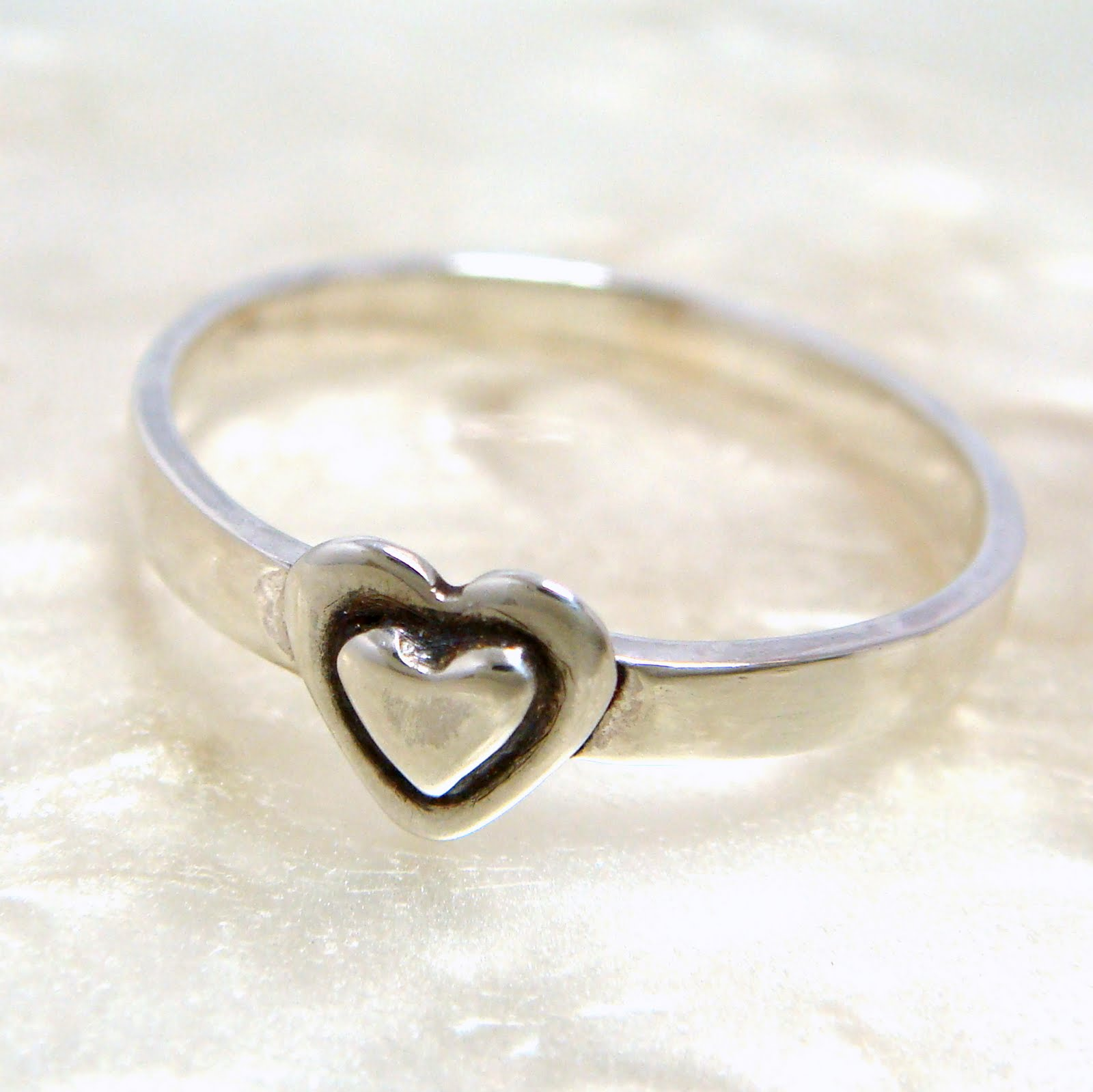 Ring Being Given As A Thank You Gift