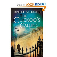 Amazon: The Cuckoo's Calling Cormoran Strike at Rs.101