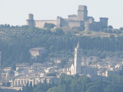 dalla toscana all'umbria , parte ii