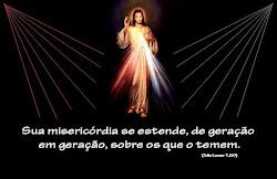 JESUS MISERICORDIOSO: EU CONFIO EM  VÓS!!!