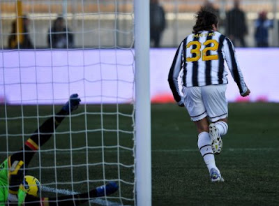 Lecce Juventus 0-1 highlights