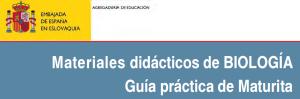 BIOLOGÍA para BACHILLERATO_Ministerio de Educación 2011