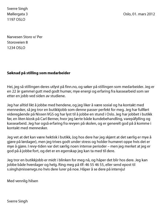 Norwegia Jak Pisać List Motywacyjny Moja Emigracja