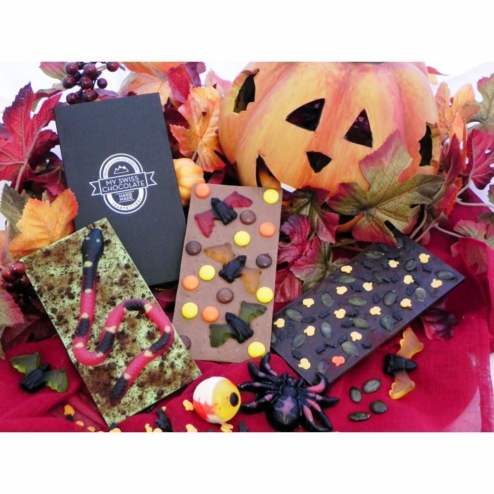 Halloween Schokolade