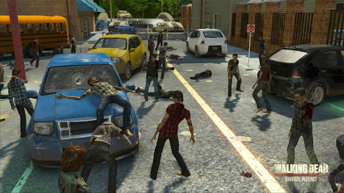 The Walking Dead (2012) All Episodes PC Game