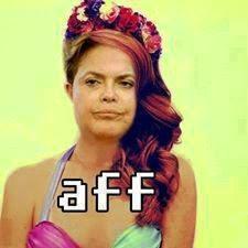 Tia Dilma não dá entrevista à GloboNews, mas responde pergunta do InterrogaçõesNews