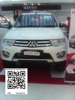 Promo Mitsubishi Pajero Sport Dakar Jawa Timur Surabaya Telp Rofi