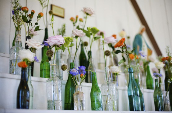 vintage wedding decorations diy
