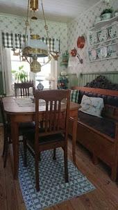Matplatsen i köket