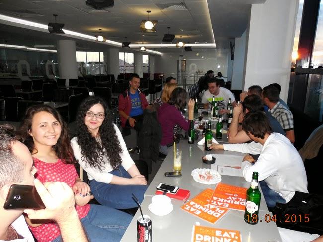 Dana Dobre, surpriza de la Craiova Blog Meet