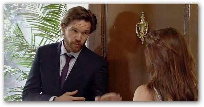 Mientras Julián vuelve pero se dará cuenta de que Paloma decidió
