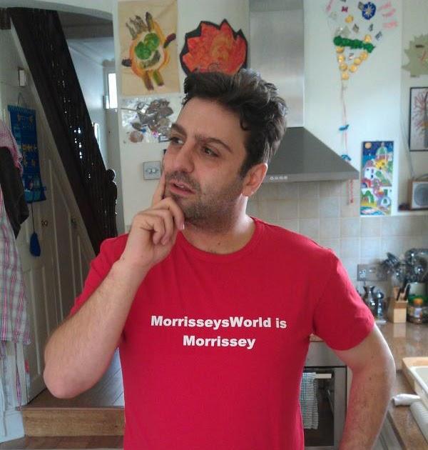 Image result for MORRISSEYSWORLD MARCUS