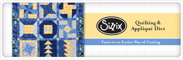 Die Cutting Fabric Sizzix Quilting Applique Sizzix Blog The