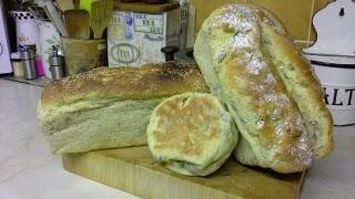 From Granny's Kitchen – Spelt and Potato Bread