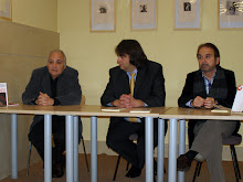 Con Horacio Vázquez Rial y Miguel Angel de Rus