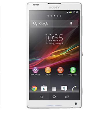 Sony smartphone Xperia ZL