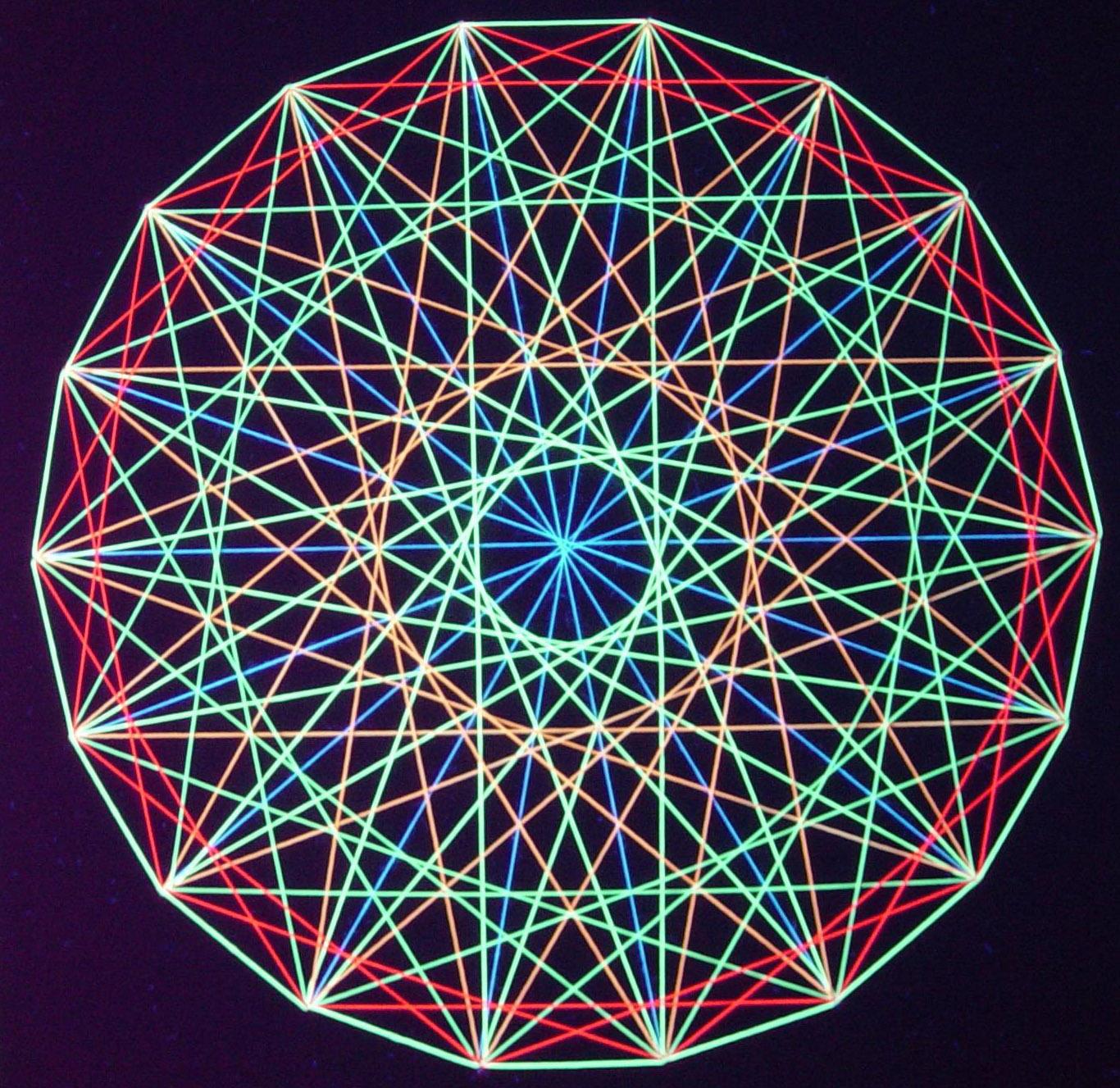 Line Design String Art : Di croce st simon nail string art