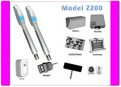 Autogate Model Z200