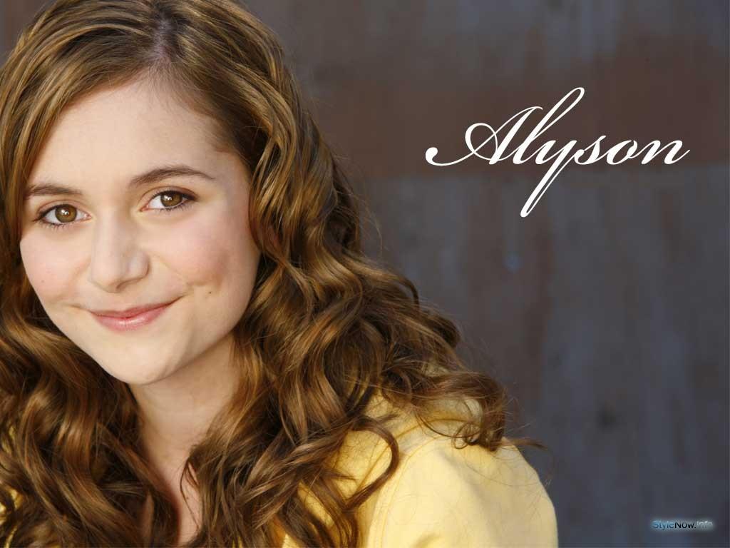 Alyson Stoner Hair Styles