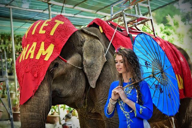 Вьетнам блогер о путешествиях Нинелли