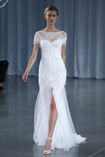 Monique Lhuillier 2013 Fall Bridal Wedding Dresses