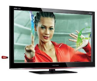 HD LCD TV  Polytron PLM-42M51 2011