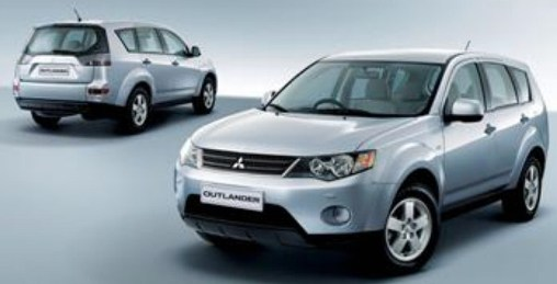 Image The Mitsubishi Outlander Car