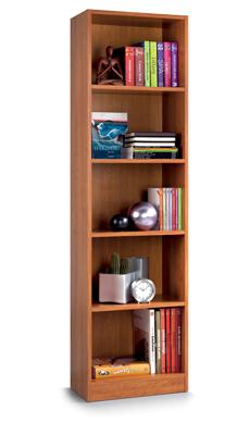 Plano muebles en melamina estante biblioteca proyecto 1 - Hazlo tu mismo muebles ...