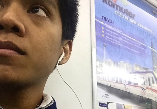 Uncle Zuan Kisah Travel Naik KTM Komuter