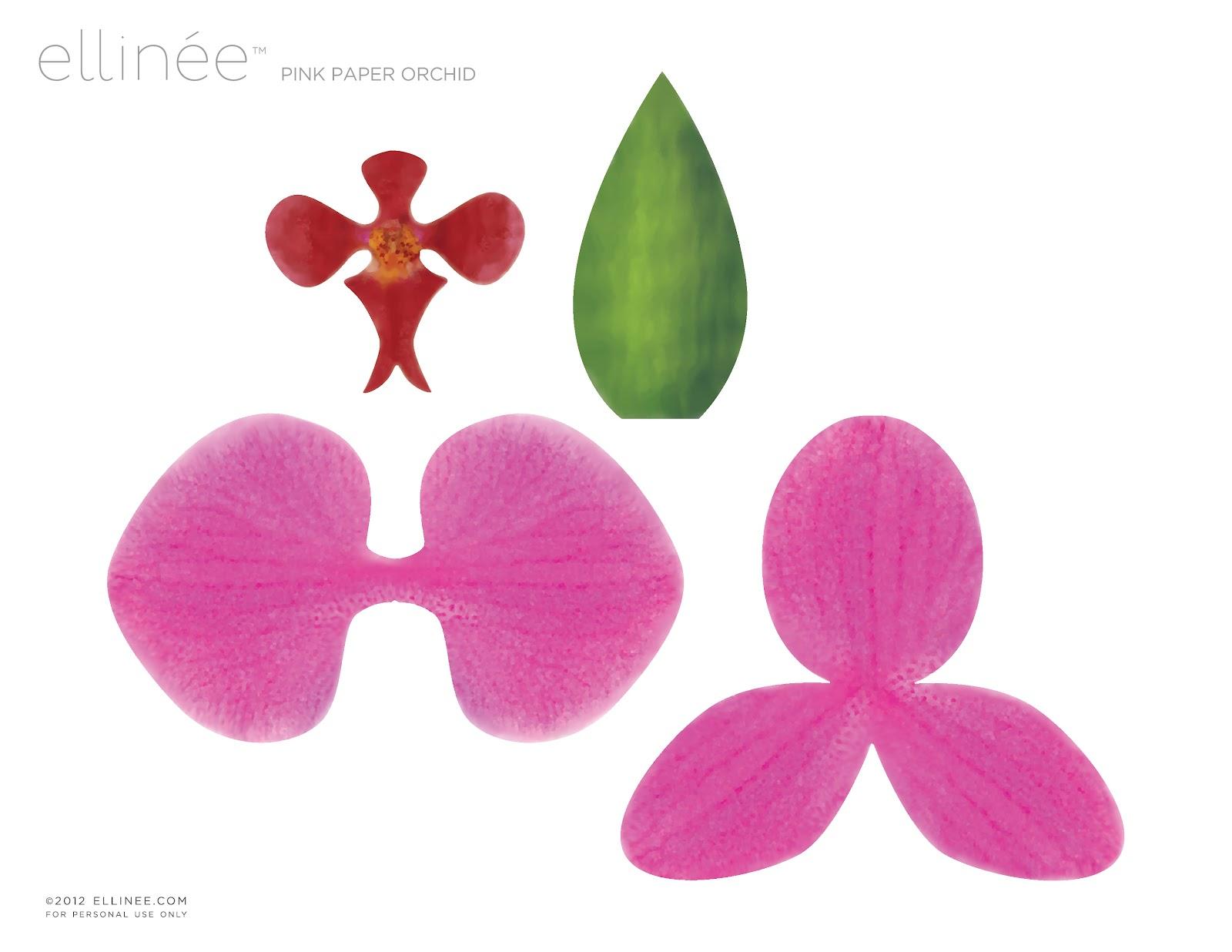 Как сделать орхидеи своими руками