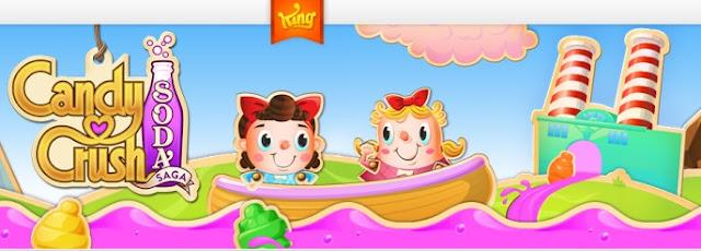 Candy Crush Soda Saga livello
