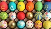 Personaliza, Decora, Esconde, Disfruta y Encuentra tu Huevo de Pascua easter eggs coloring pages