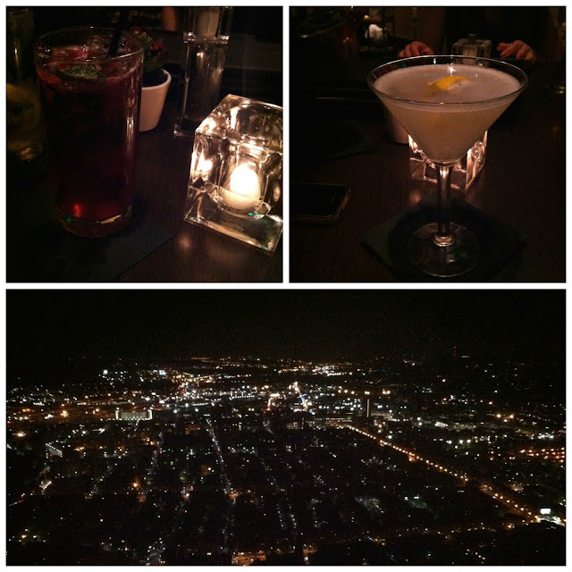 Twice on Top of the World on a Tuesday - Top of the Hub Boston | Pennies & Paper Blog