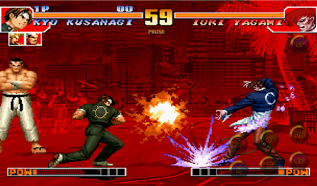 THE KING OF FIGHTERS '97 v1.2 Apk + Datos SD Full