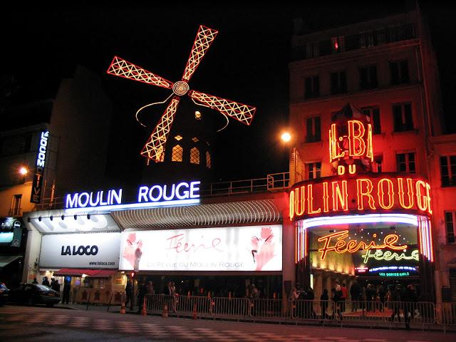 Pigalle a Parigi