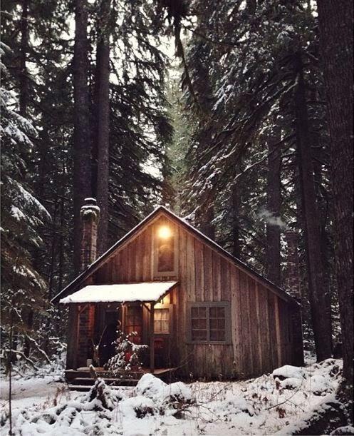 winter, house, zimowy nastrój, śnieg, dom na zimę, zimowy dom, Boże Narodzenie, Sylwester, drewniana, chata,