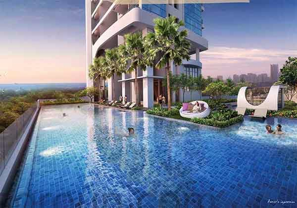 Spottiswoode Suites Pool