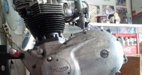 Lapak Mesin Triumph TR6 650cc - JAKARTA - LAPAK MOBIL DAN ...