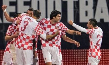 Kroasia vs Mali