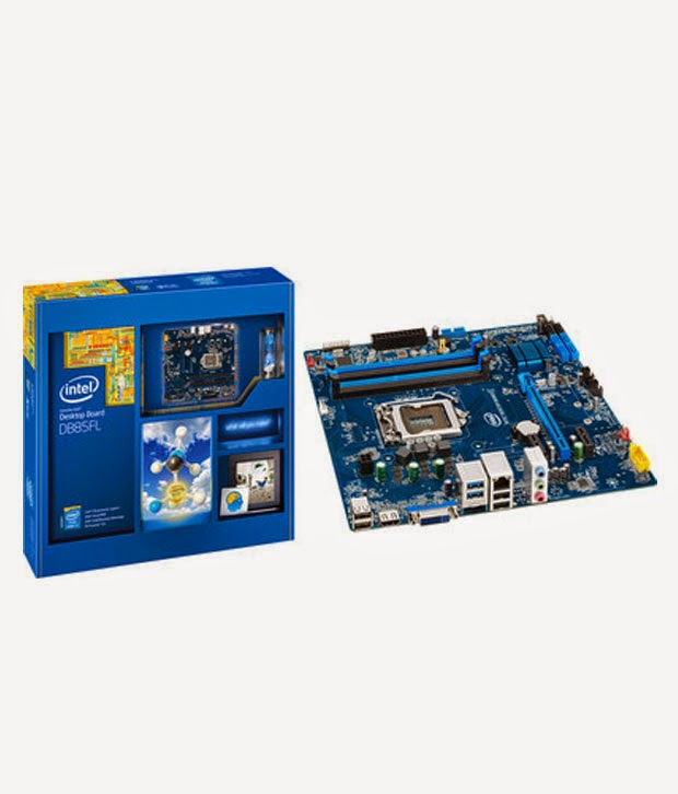 Buy Intel DH87RL 4th Generation Motherboard Rs 7,800 only at Snapdeal