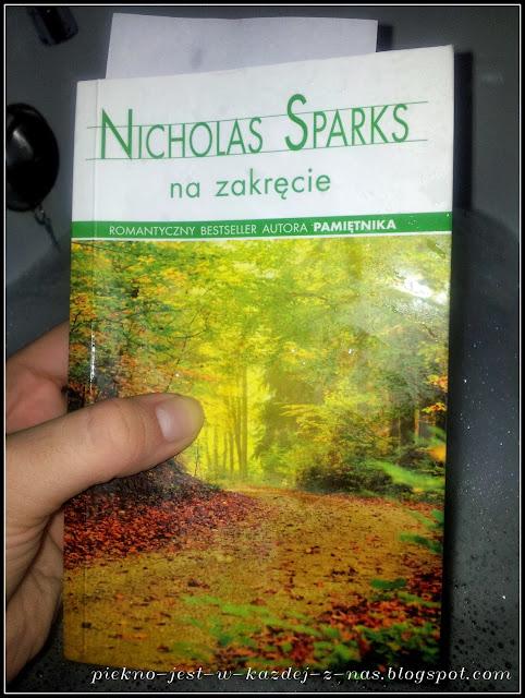Nicholas Sparks, Na zakręcie