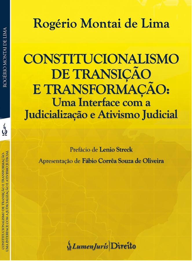 CONSTITUCIONALISMO DE TRANSIÇÃO E TRANSFORMAÇÃO: UMA INT
