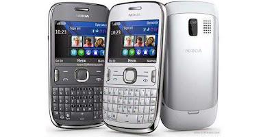 Nokia, Asha, 302