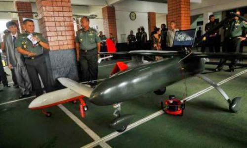 Pesawat UAV Autopilot Superdrone