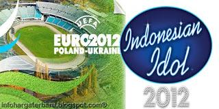 Indonesian Idol 2012 Tayang Sabtu | Mulai 9 Juni 2012