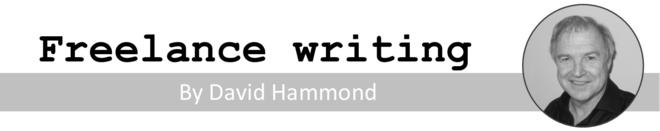 Freelance Writing, By David Hammond